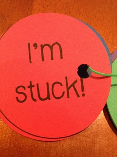 Great self assessment idea and classroom management tool.  Can change it to fit my class rubric.