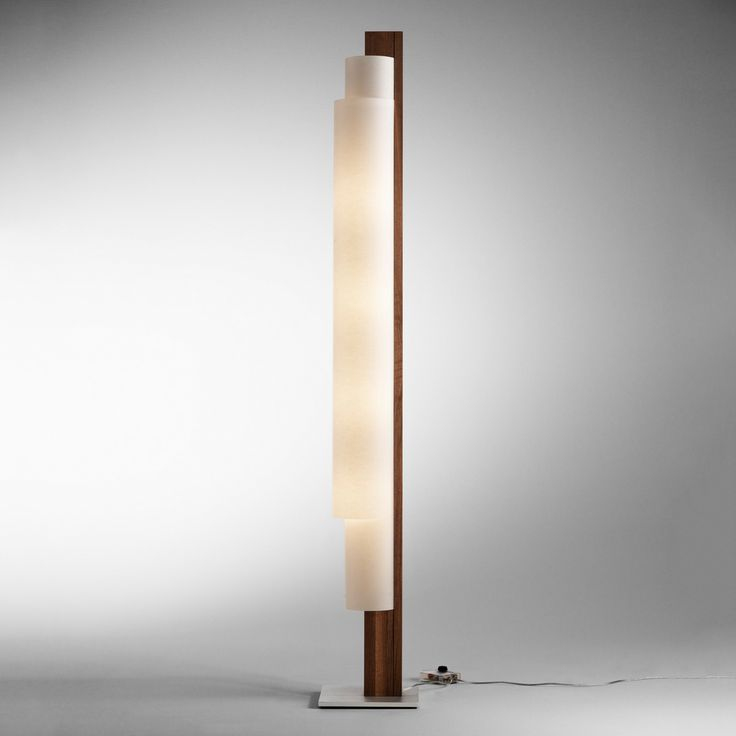 LED-Stehleuchte Stele Nussbaum Jetzt bestellen unter: https://moebel.ladendirekt.de/lampen/stehlampen/standleuchten/?uid=c82ac2ca-255b-5e05-b22b-7baf91ef5b82&utm_source=pinterest&utm_medium=pin&utm_campaign=boards #stehlampen #leuchten #lampen Bild Quelle: www.lampenwelt.de
