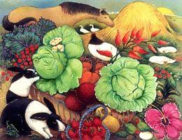 Linda Carter-Holman - Barnyard Fantasy - Limited Edition
