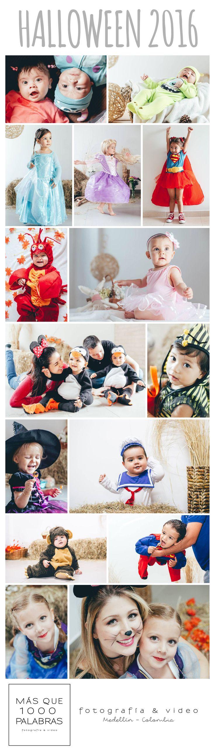Estos son algunos de los peques que han pasado por nuestro set de Halloween. Quedan pocos días de nuestra promo!! Mini Sesiones de fotos desde $130.000 Tienes hasta el 3 de noviembre. Reserva la tuya YA! Contáctanos al 3006146495 o al 3007984946