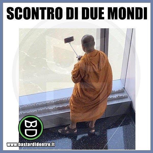 Due mondi a confronto! Seguici su youtube/bastardidentro #bastardidentro #smartphone #monaco www.bastardidentro.it