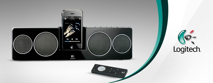 $64.99 for $ 157.99 Value – Enjoy Clear Sound And Maximum Bass Wherever You Go with the Logitech Pure-Fi Anywhere 2 Speakers for #iPhone/iPod (Black) – Includes FREE Shipping! 12/1