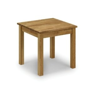 Julian Bowen Coxmoor Oak Lamp Table: Amazon.co.uk: Kitchen & Home