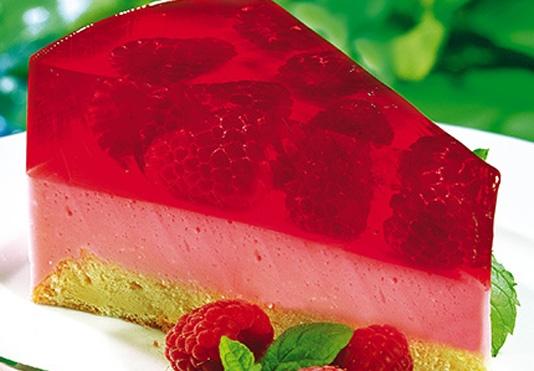 Ciasto jogurtowo- malinowe/ Raspberry yoghurt cake, www.winiary.pl