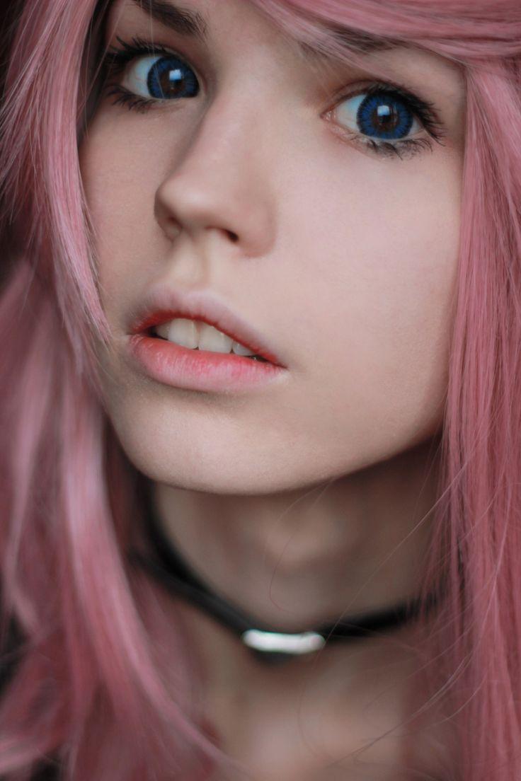 Pastel pink hair   Best eye cream for dark circles - http ...