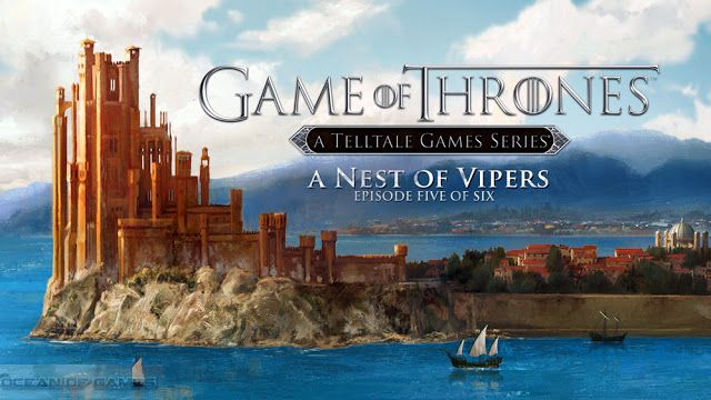 Game of Thrones Episode 5 Free Download PC Game setup in direct link for windows. Game of Thrones Episode 5 is an action and adventure game.  Game of Thrones Episode 5 A Nest of Vipers PC Game 2015Overview  Game of Thrones Episode 5 is an episodic action game that has been developed and published under the banner ofTelltale Games. Episode 5 has been titles as A Nest of Vipers. Game of Thrones is at its ending stages as there is only one episode left after this one. Things have heated up now…