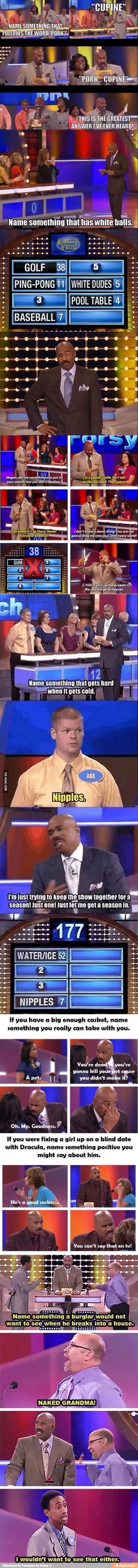 Steve Harvey is the best