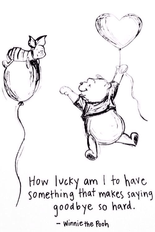Pooh and Piglet know what they're talking about