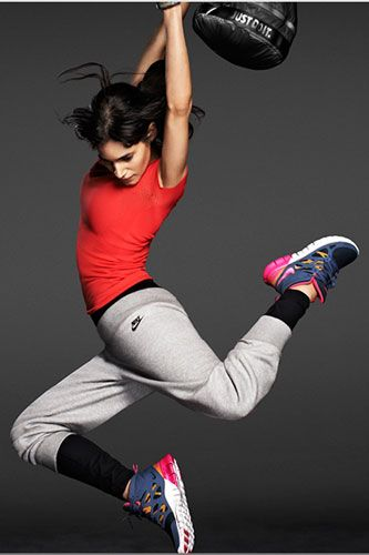 This Nike Lookbook Should Motivate You All The Way To The Gym #refinery29