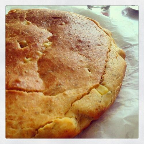 Potato Bread / Patatesli Ekmek
