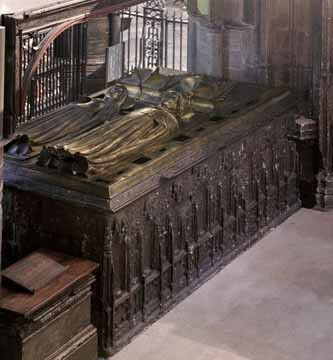 Tomb of Richard II and Anne, Westminster Abbey