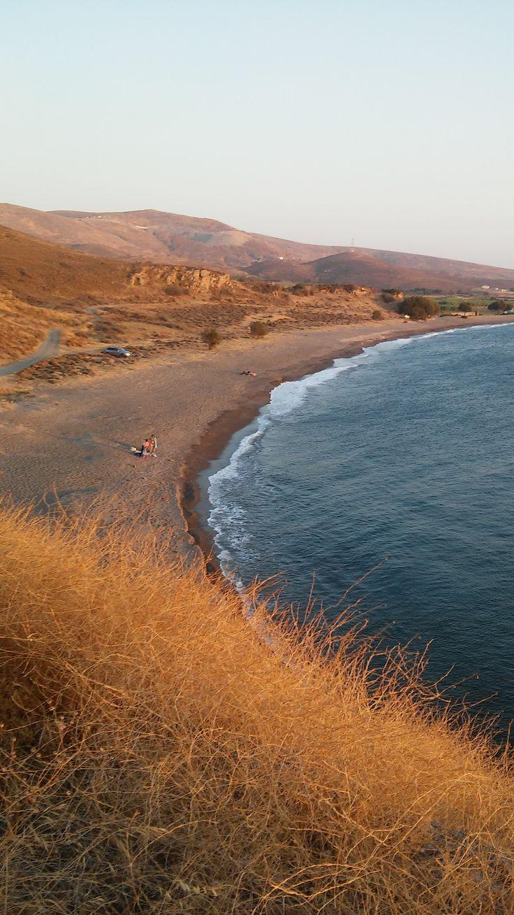 Faneromeni beach - Sigri - Lesvos island - Greece