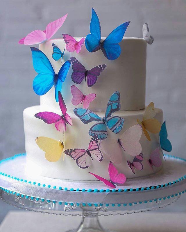 Una splendida torta per esprimere i propri desideri. Per le tue liste regalo scegli Giftsitter.com (info in bio)  #weddingcake #weddingcakes #weddingcakeideas #wedding #weddingcakeinspiration #weddingcakedesign #weddingcakeflowers #cake #cakes #cakestagram #cakedesign #cakecakecake #cakelovers #caketime #cakeartist #cakelove #cakegram #cakeideas #butterflies #butterfly #wedding #weddinginspo #weddingideas #weddings #Giftsitter #weddingblog