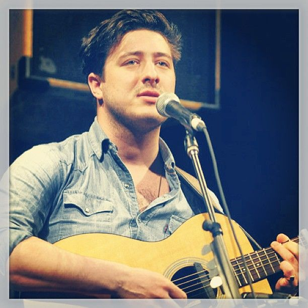 The gorgeous Marcus Mumford | Photo by whispersinthedarrk