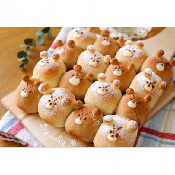 ジャッキーちぎりパン
