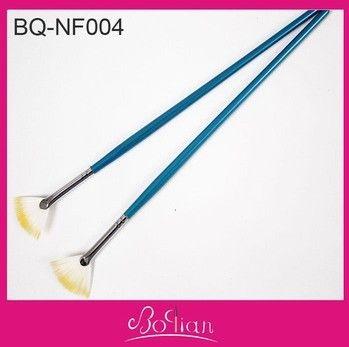 Colorful Cosmetics Fan Brush Nail Fan Powder Brush Fan Brush In Makeup Brushes
