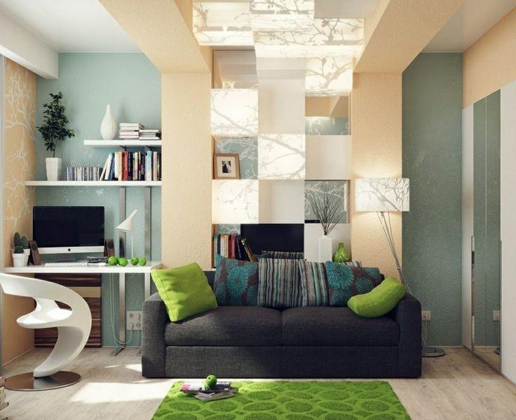 211 best Livingroom ideas images on Pinterest Live, Architecture - kleine wohnzimmer design