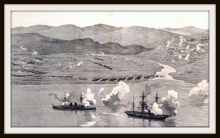 la batalla de Concon agosto 21 del 91