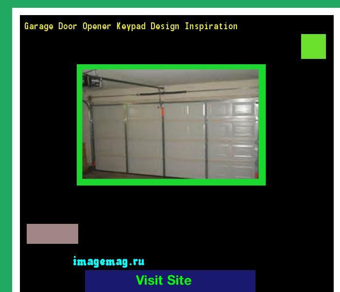 Garage Door Opener Keypad Design Inspiration 115553 - The Best Image Search