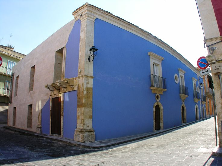 Museo delle Tradizioni Nobiliari nel Palazzolo Acreide, Sicilia