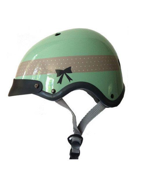 Sawako Furuno Ribbon Cycling Helmet