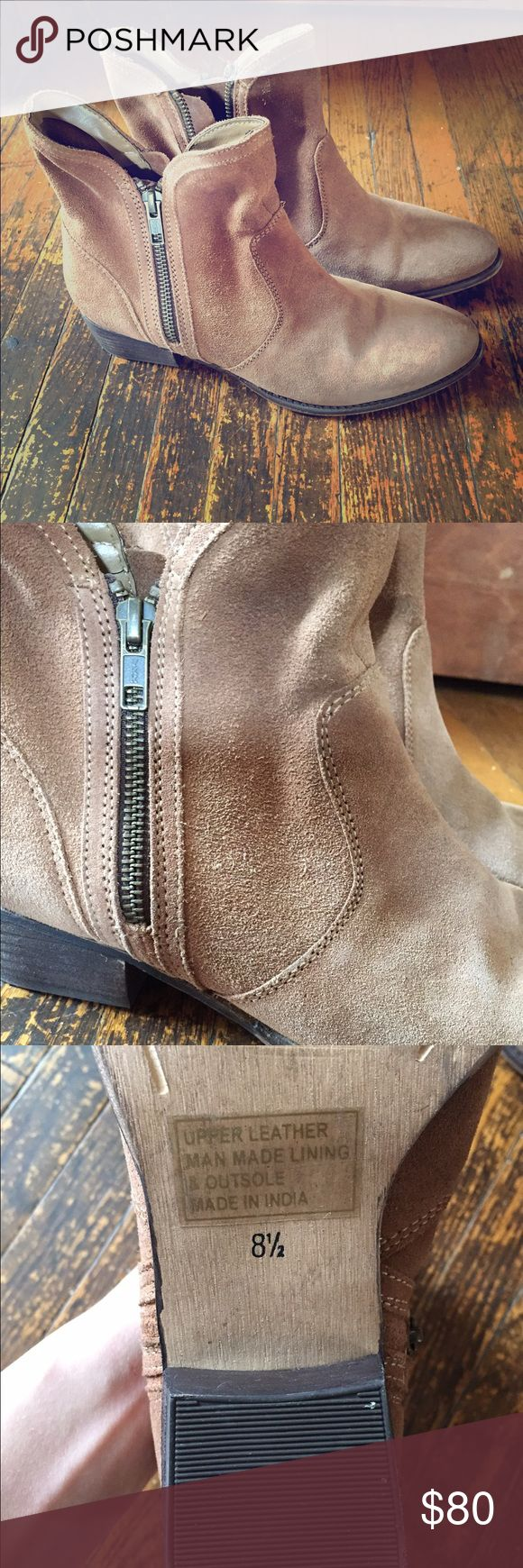 Seychelles Boots 8.5 Super beautiful. Never worn. Open to offers! Seychelles Shoes Ankle Boots & Booties