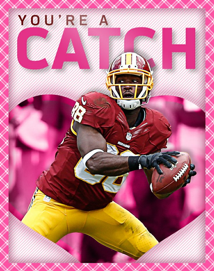 Valentine, you're a catch!