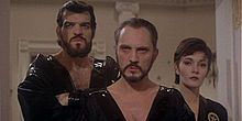 General Zod and crew