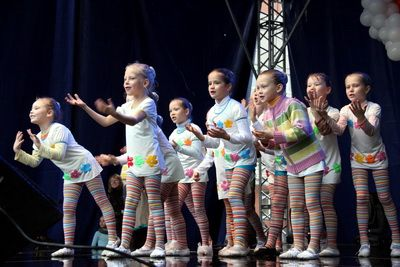 Барбарики, Детская музыкальная группа