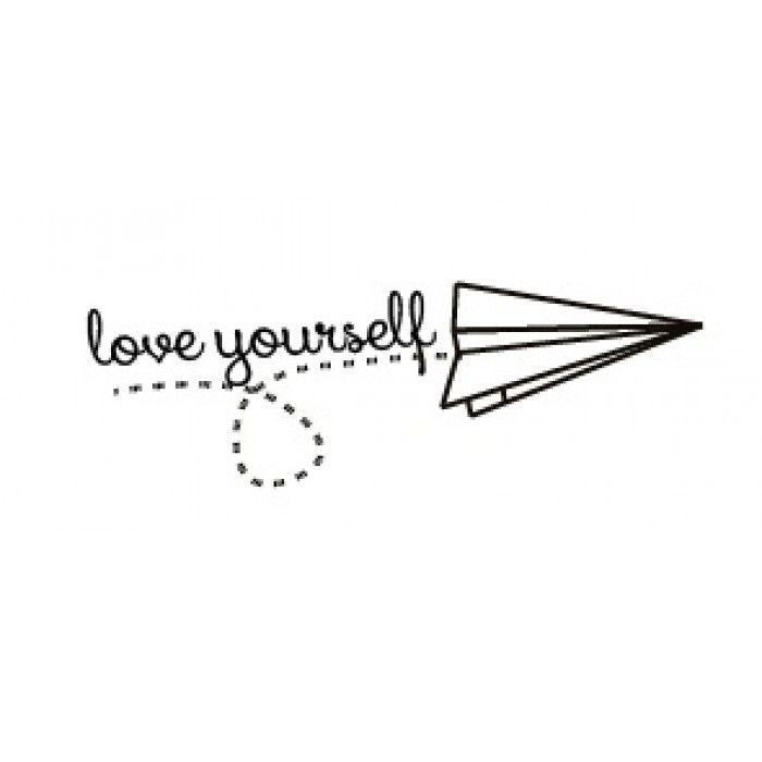 Love Yourself Tattoo  Google Search Tattoos Pinterest