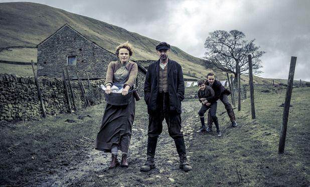 The Village: Grace (MAXINE PEAKE), John (JOHN SIMM), Young Bert (BILL JONES), Joe (NICO MIRALLEGRO) 2013