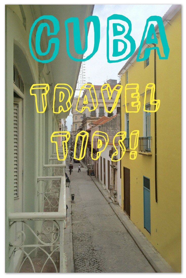 10 Cuba Travel Tips! Know Before you Go! Information on transportation, food, currency, shopping and more!