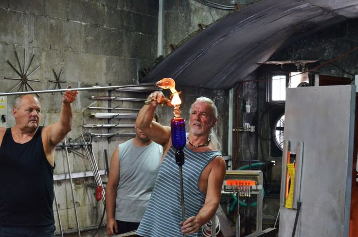 Gibraltar Crystal Glass Factory | SkyTravelr