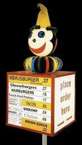 Jack in the Box, way back.
