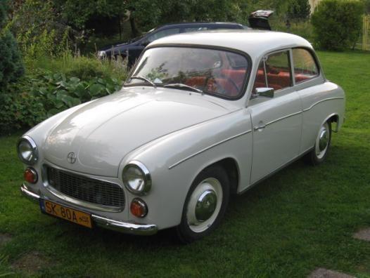PolskaJazda » Wszystkie samochody » FSO » FSO Syrena 104