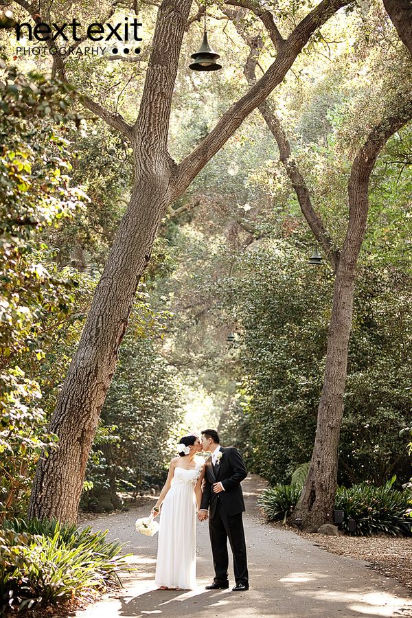 Barbara And Jonathan Descanso Gardens Wedding Photography Next Exit Blog