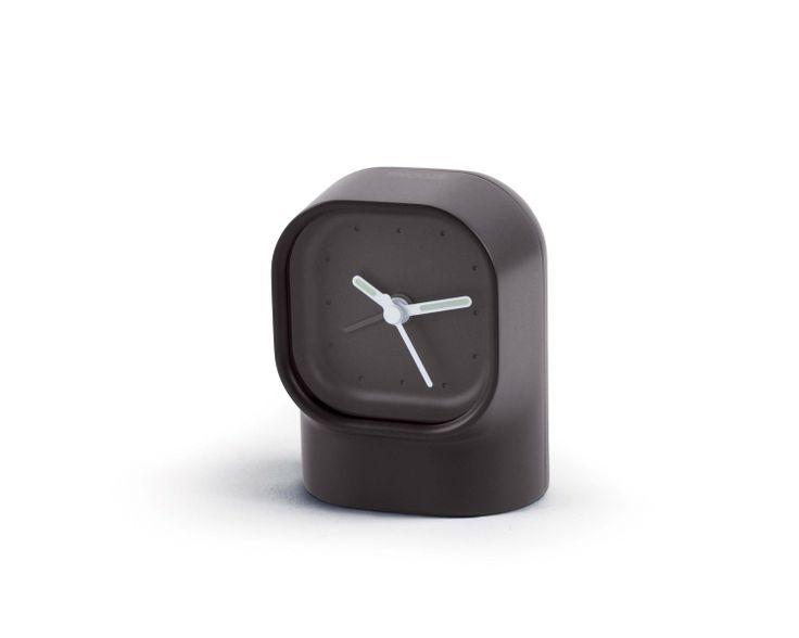 Lexon Mezzo Clock (LR131), design by Ionna Vautrin