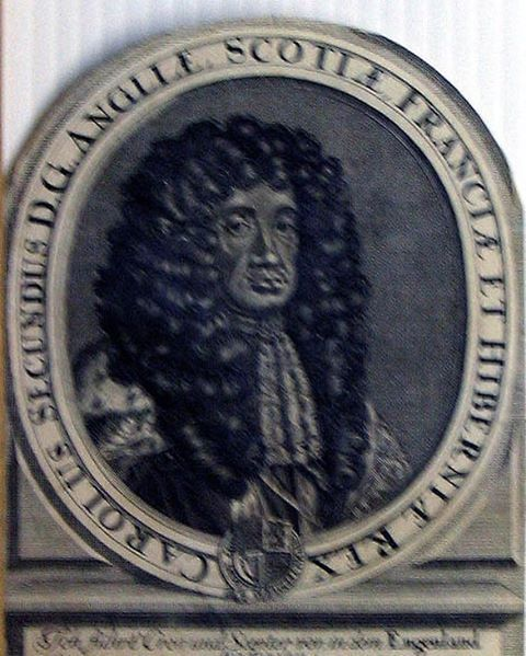 """Here is an original painting of one of the Stuart Kings of England and Scotland, King Charles II, also lovingly known as the """"black boy"""" of England by his subjects.  He is commemorated in the celebrated name of the Black Boy Inn, found all over the British Isle.  However, in the picture posted immediately below, one can see one of the contemporary paintings of King Charles Stuart II, Merry Black Boy of England. This picture invites all to decide why King Charles Stuart II, would have been…"""