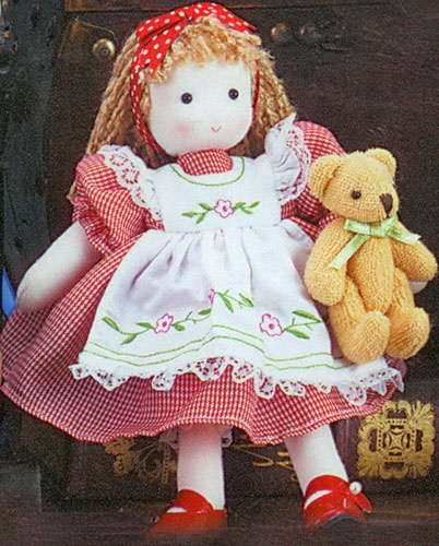Goldilocks Musical Doll | Sundays Child