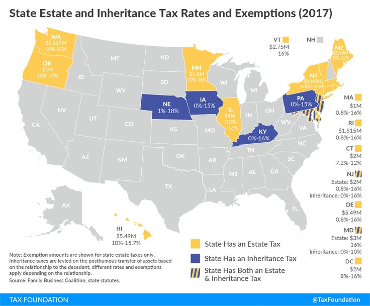 "State Inheritance and Estate Taxes  According to Ben Franklin, ""Nothing can be said to be certain, except death and taxes."" and if you are in Illinois, there is an estate tax.  Check out the link for a guide by state how much you will owe in taxes.  Tag someone you know that needs this information!  #UREChicago #Estate #Tax #Taxes #Ben #Benjamin #Franklin #Illinois #Death #RealEstate #Broker #Realtor #Homes #Chicago #WestSuburbs #GlenEllyn #GlendaleHeights #Wheaton #CarolStream #Bloomingdale"