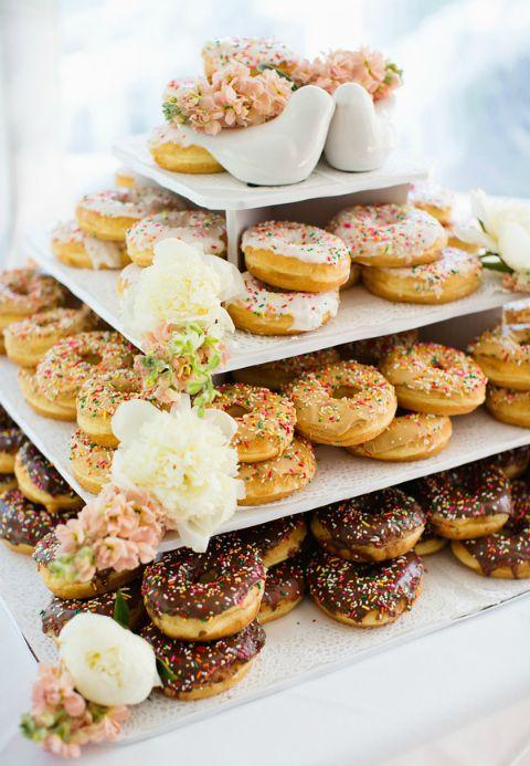 Doughnuts In Memory Of Papa « Wedding Ideas, Top Wedding Blog's, Wedding Trends 2014 – David Tutera's It's a Bride's Life