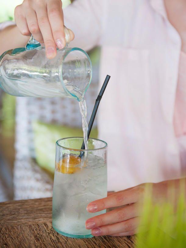 Reiswasser ist ein unterschätztes Heilmittel.