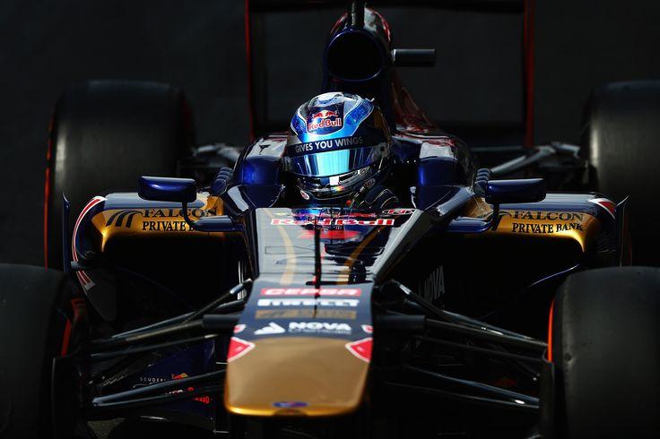 Jean-Eric Vergne, Toro Rosso STR8, Silverstone, 2013