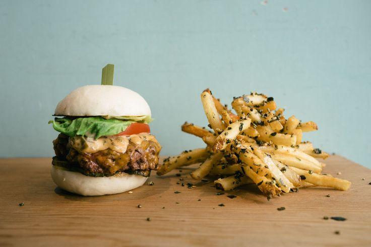 House of VANS x Little Bao: Burger Bar | That Food Cray !!!