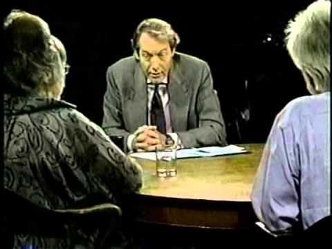 Charlie Rose 2001 w Christianne Kubrick, Jan Harlan & Martin Scorsese