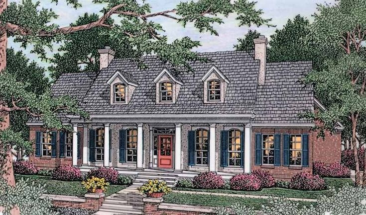 140 Best House Plans Images On Pinterest Dreams Home