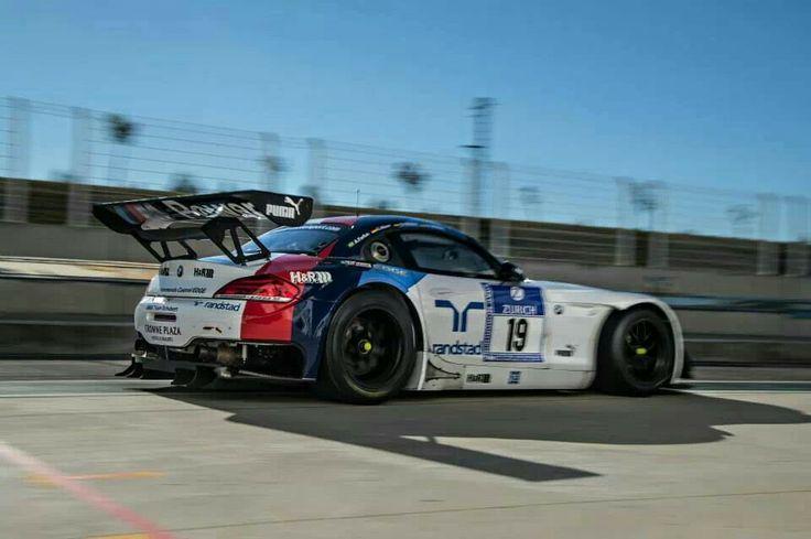 Bmw Z4 Gt3 Bmw Racing Pinterest Bmw Z4 Bmw And Cars