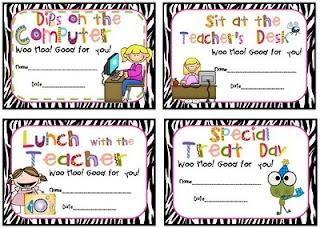 First Grade Fever!: More Prize Pass Catalog FREEBIES!: Catalog Freebies, Behavior Cards, Grade Fever, Behavior Management, Behavior Coupon, Prizes Pass, Classroom Management, Classroom Ideas, First Grade