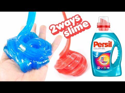 25 So Machen Sie Sofort Clear Flüssige Slime Diy