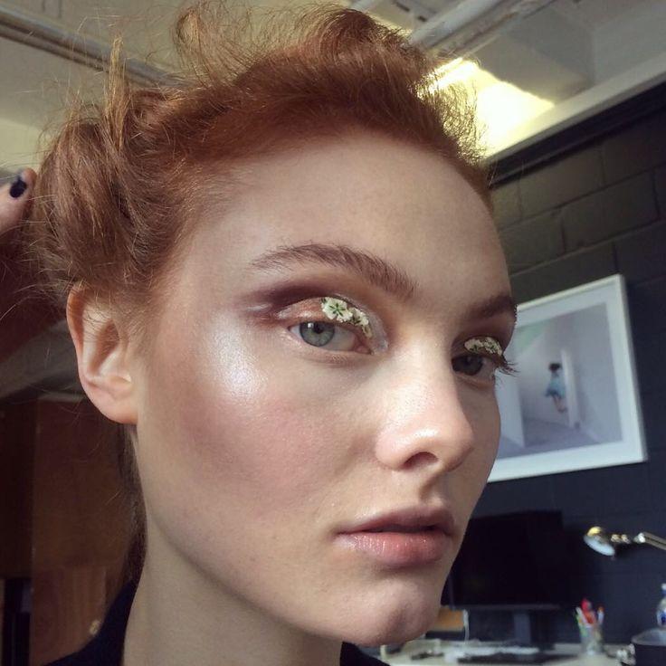 """191 Likes, 8 Comments - Scarlett Burton (@scarlett_burton) on Instagram: """"No filter needed... ✨ @bonniebond_ ✨ #makeup by #scarlettburton #makeupartist #mua #work…"""""""